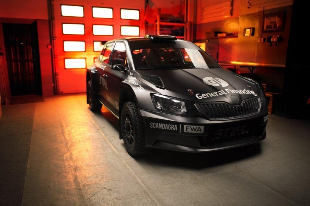 Benediktas Vanagas Škoda Fabia R5 Giedrius Matulaitis matulaitis.lt