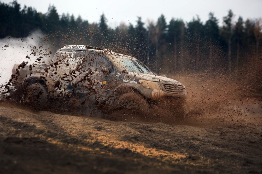 Toyota Hilux Overdrive Test Giedrius Matulaitis matulaitis.lt