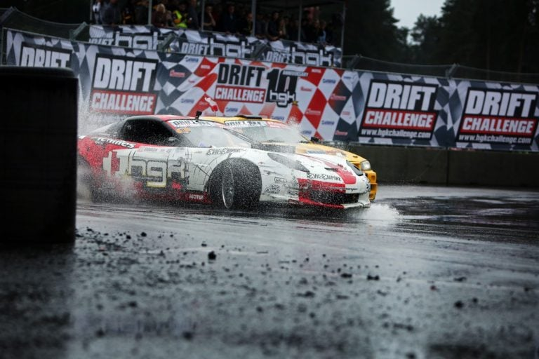 Drift Corvette DriftVette at HGK Drift Challenge