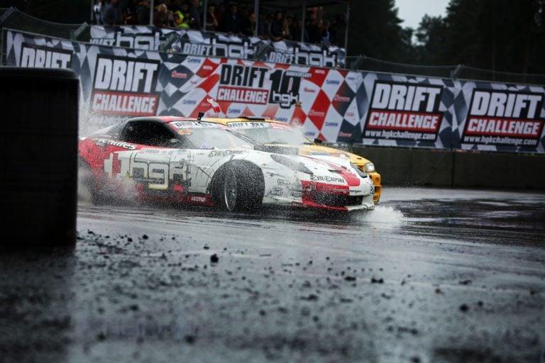 Drift Corvette DriftVette at HGK Drift Challenge