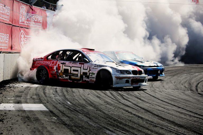 Drift Smoke HGK BMW Giedrius Matulaitis matulaitis.lt