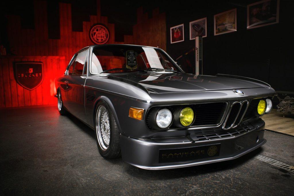 Slammed BMW 6er in 2bucket Detaling studio Giedrius Matulaitis matulaitis.lt