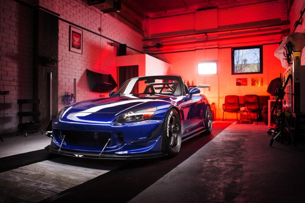 Tauras Racing Honda S2000 in 2BUCKET DETAILING Studio Giedrius Matulaitis matulaitis.lt