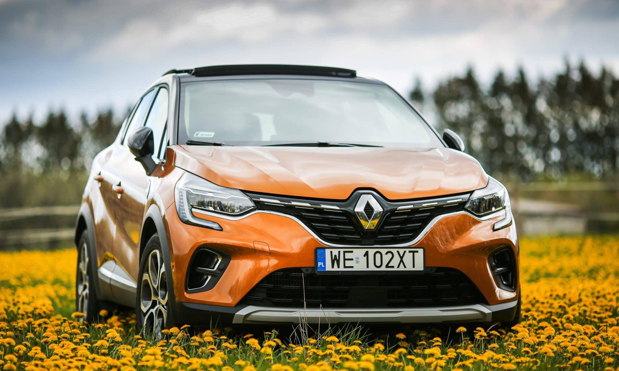 Renault Captur 2020 fotografas Giedrius Matulaitis